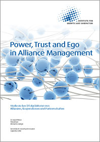 Power, Trust and Ego in Alliance Management